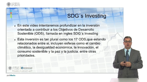 SDG's Investing