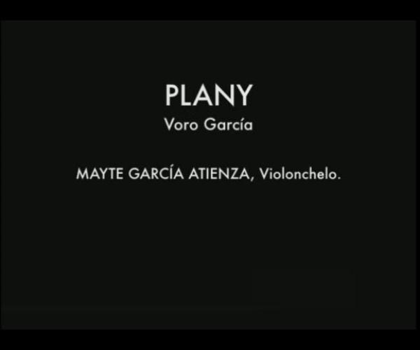 (Audio) Plany, V. García / Mayte García Atienza