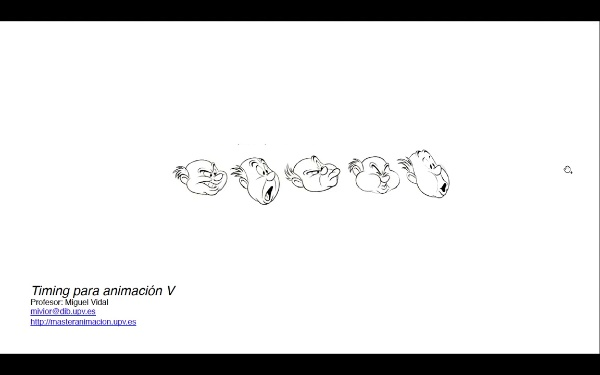 Carta de Rodaje para animación