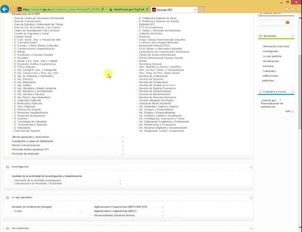 Internet Explorer - RIOS