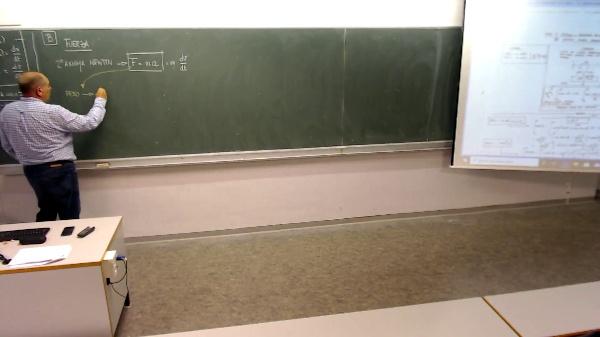 Física 1. Lección 2. Concepto de fuerza. 2 axioma de Newton. Fuerzas típicas