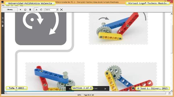 Creación Virtual Modelo Lego Technic - Isogawa - T-0093 - 3 de 4