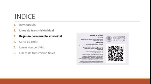Fundamentos de Transmisión. Tema 4. 3.1. Régimen Permanente sinusoidal. Repaso complejos.