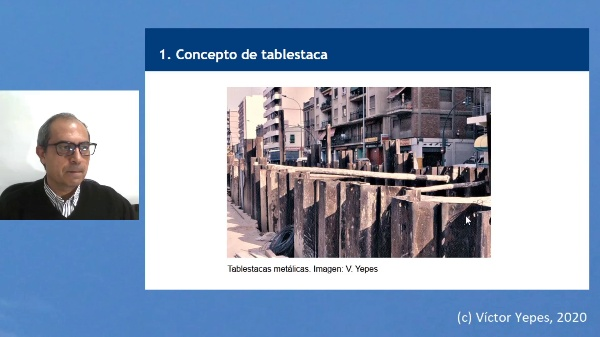Tablestacas