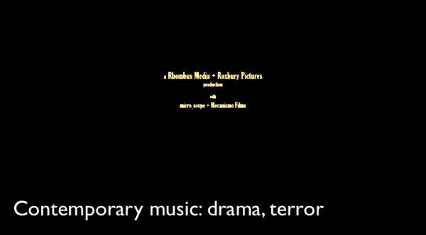 Tempo, género y connotaciones (cambio de tempo de Satie en Enemy)