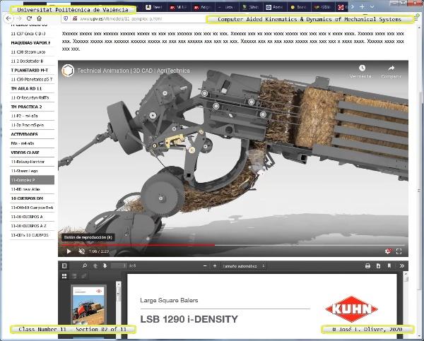 Tecnología de Máquinas ¿ 2020 ¿ TM - Clase 11 ¿ Tramo 02 de 11