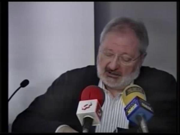 Rueda de Prensa CIA en Mariola TV