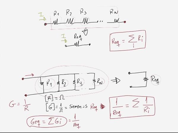 Teoría de Circuitos 1. Lección 3. 2.2.a.3 Resistencia equivalente en paralelo, ejemplo