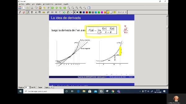 Matematicas 1 GIOI grupo V Clase 16