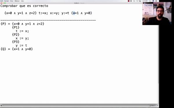 LTP. Tema 2.4. Semántica axiomática: ejemplo