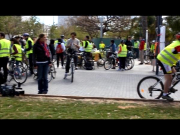 jornada bon dia amb bicicleta 2012
