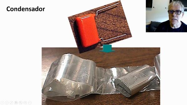 Condensador, càrrega i capacitat