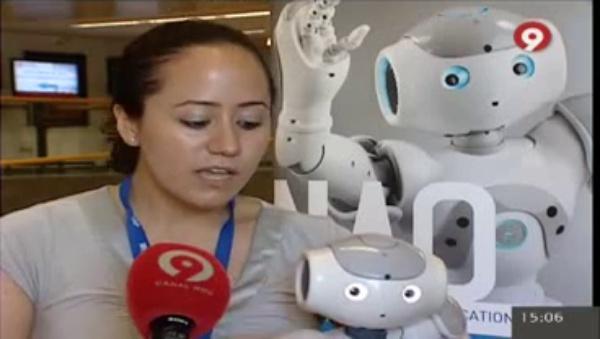 CEDI 2010 Noticies9 Robots