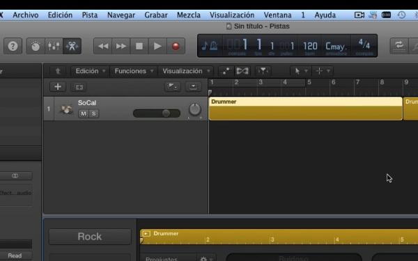 Tutorial Logic Pro X 4.2 Drummer (Baterías)