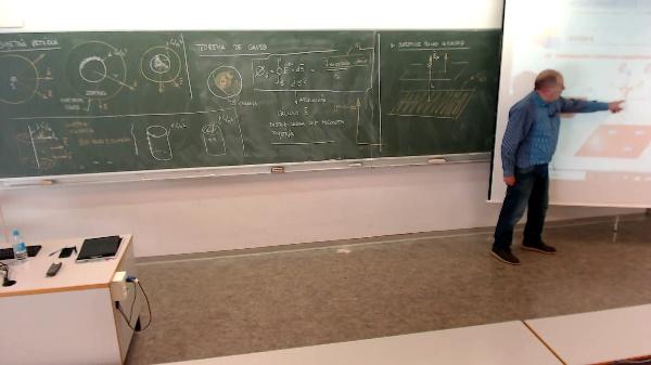 Física 1. Lección 4. Superficies planas cargadas