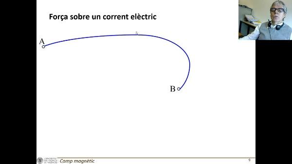 T4E: Forces magnètiques sobre conductors V
