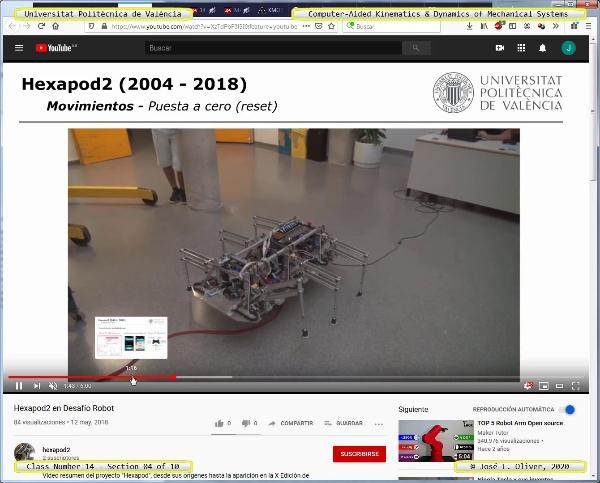 Mecánica y Teoría de Mecanismos ¿ 2020 ¿ MM - Clase 14 ¿ Tramo 04 de 10