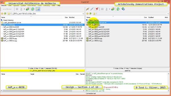 Creación Virtual Mecanismo a-c-0658 con Solidworks - 03 de 10