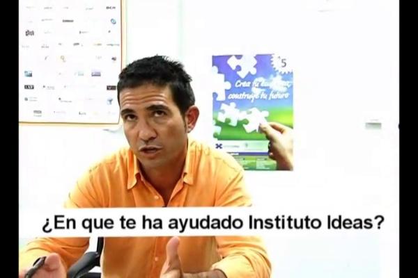 TESTIMONIOS EMPRENDEDORES INSTITUTO IDEAS