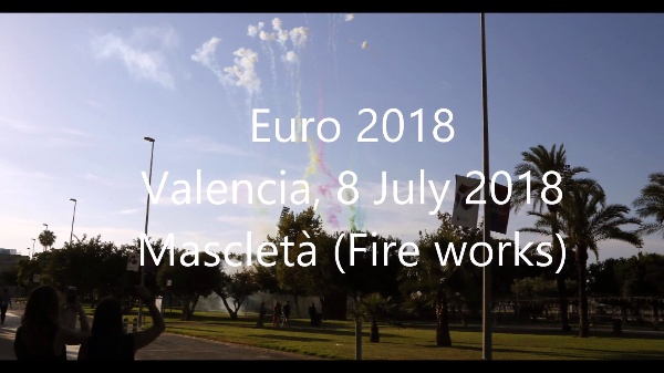 EURO 2018 Slideshow