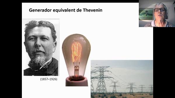 Generador equivalent de Thévenin