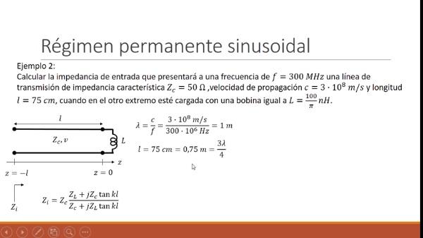 Fundamentos de transmisión. Tema 4.3.5.2. Ejemplo 2