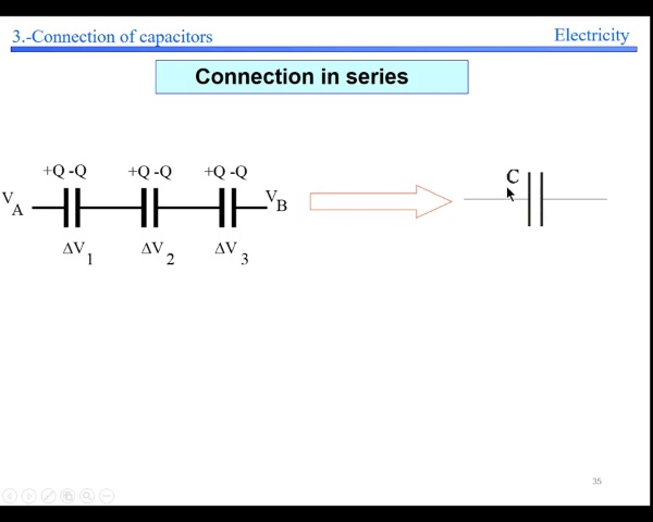 Elec 2-Series Connection  S34-S35