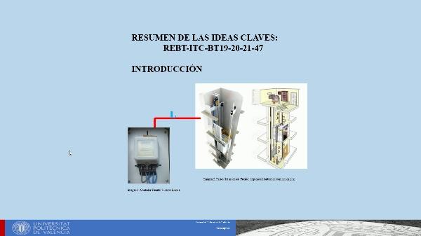 Cálculo del circuito del motor del ascensor