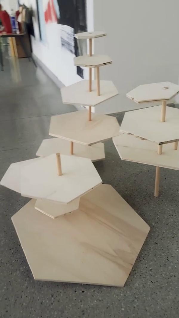 Escultura, ejercicio de planos: vídeo reel