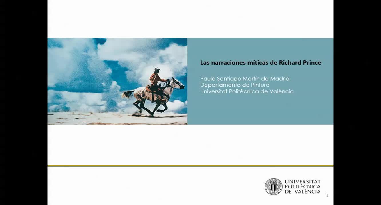 LAS NARRACIONES MÍTICAS DE Richard Prince