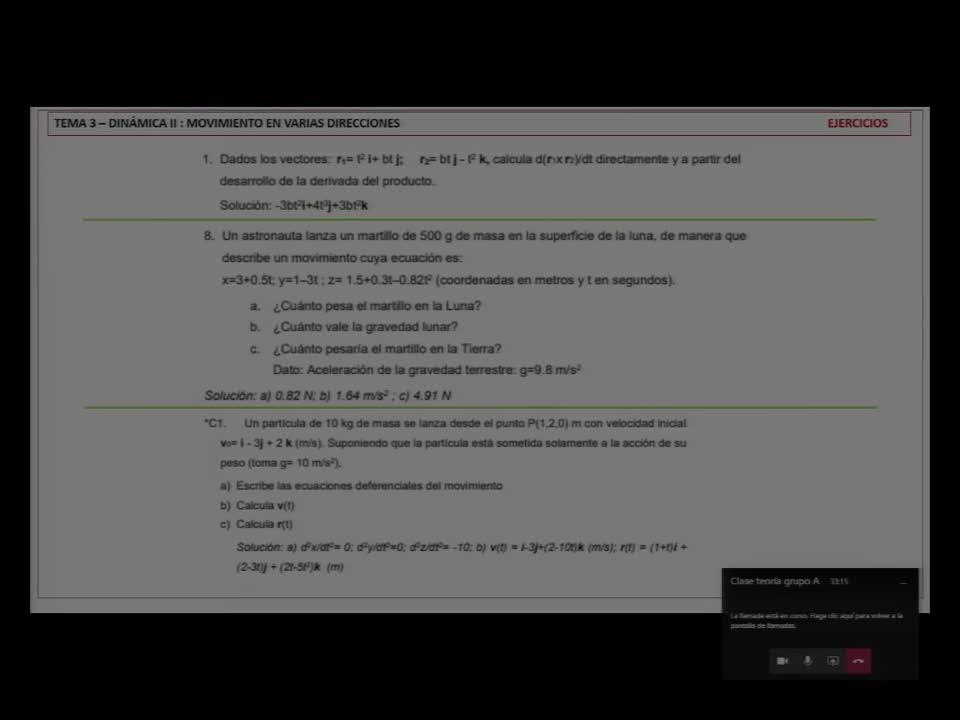 Video derivado 2